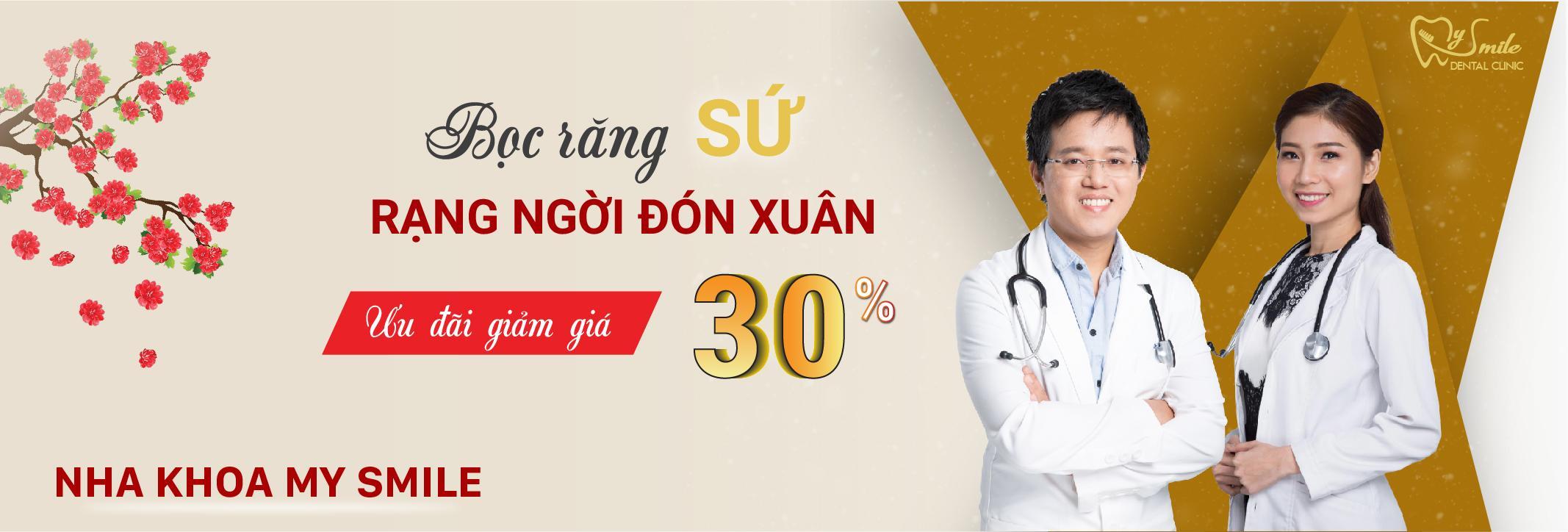 My Smile Clinic - Trồng răng implant giá rẻ tại Đà Nẵng